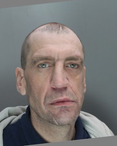 Darren Watkinson, 45, of London Road, South Stifford, was sentenced to 10 years four months. Picture
