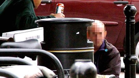 Police claim the off-licence is fuelling street drinking.