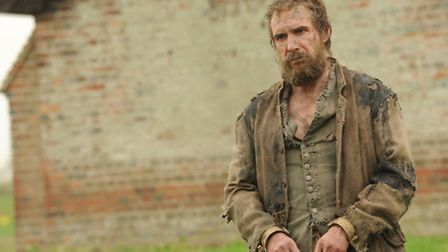 Ralph Fiennes as Magwitch in Great Expectations