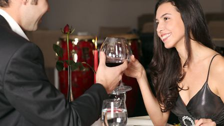 Valentines wine and diners will find all they need for a romantic February 14 meal at their local An