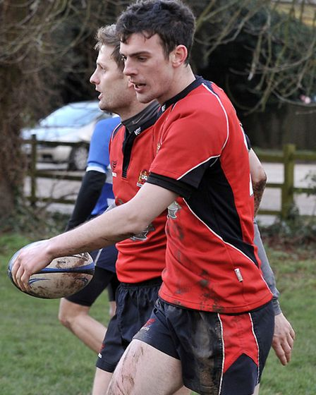 Wisbech Rugby Club vs Wanstead. Picture: Steve Williams.