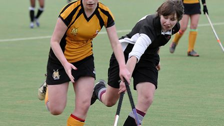 March ladies firsts vs Huntingdon II. Picture: Steve Williams.