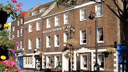 rose and crown wisbech