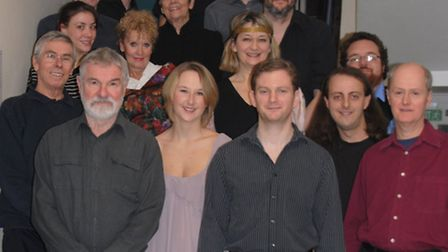 The company that will perform Hamlet.