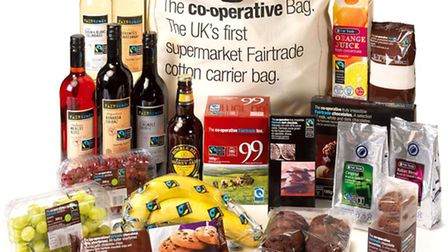 Fairtrade food competition.