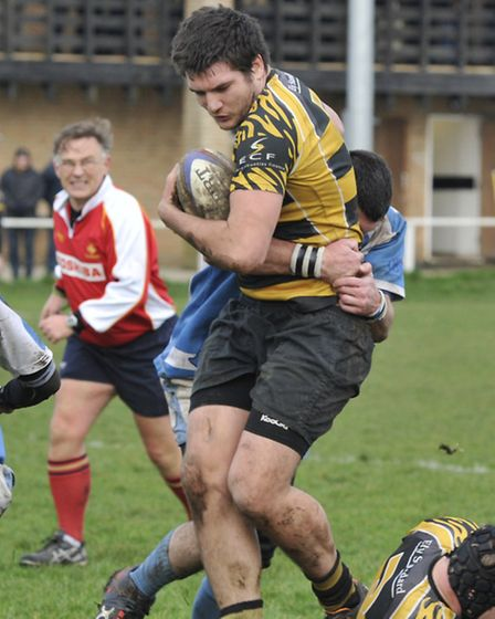 Ely Tigers Rugby V Mersea Island