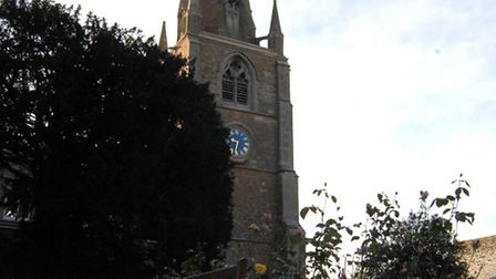 St Mary's Church, in Ely