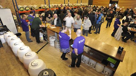 Ely Winter Beer Festival at The Maltings