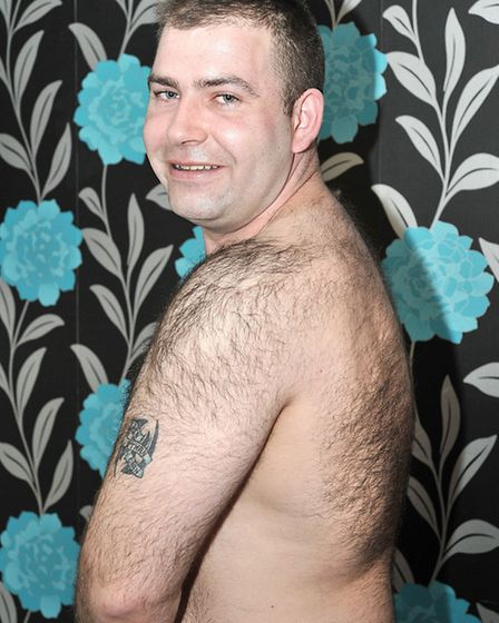 Roy Wojtowych is having his chest and back waxed for charity.