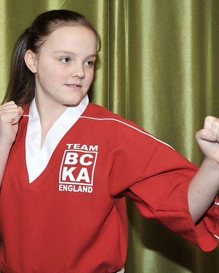 Charlotte Cameron will make her England debut at the Irish Open.