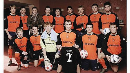 School friends of Ben Newton are set to hold the 10th memorial football match in his honour.