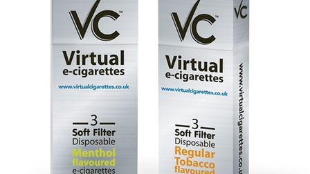 The VC Virtual e-cigarettes, which have been created by a March based company