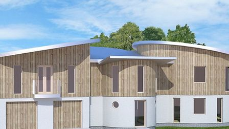 Revolutionary design could give Wisbech a distinctive air as plans are submitted for this new home