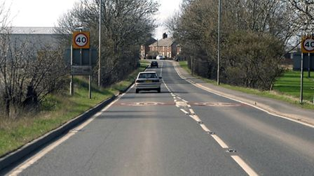 Station Road, Whittlesey