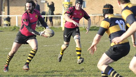 Ely Tigers Rugby V southwold