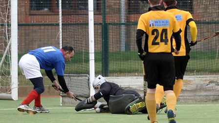 March hockey. Picture: Steve Williams