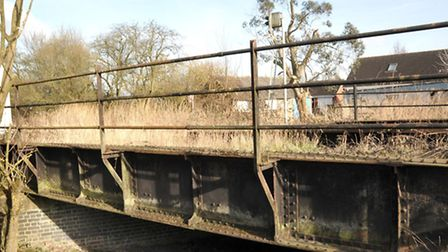 Wisbech to March railway.
