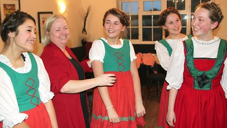 Viva Youth Theatre's production of the Sound of Music.