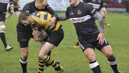 Ely Tigers Rugby v Harwich