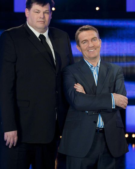 THIS IMAGE IS STRICTLY EMBARGOED UNTIL 00.01 TUESDAY 18TH MAY 2010.; FROM ITV; THE CHASE coming soon
