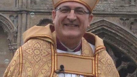The Bishop of Ely, Stephen Conway