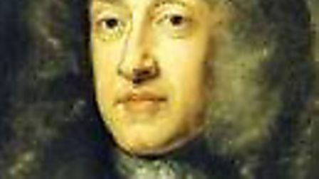 James II, who was King of England from 1685 to1688