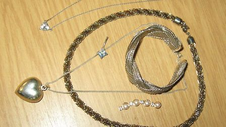 is this jewellery yours?