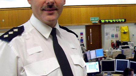 Chief Inspector Mike Winters.