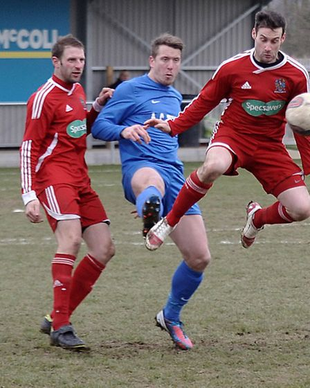Wisbech Town vs Ely City. Picture: Steve Williams.