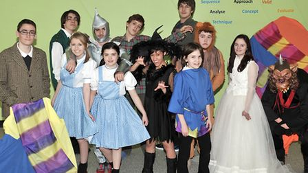 Neale Wade production of Wizard of OZ.