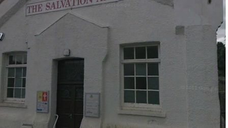 The Salvation Army Hall in Littleport