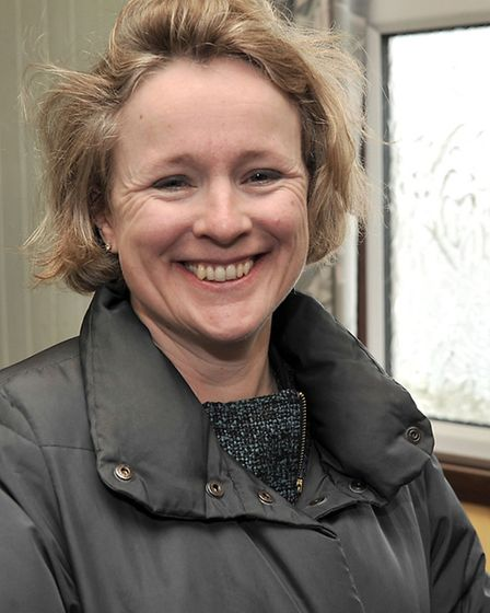 Vicky Ford MEP for the East of England.