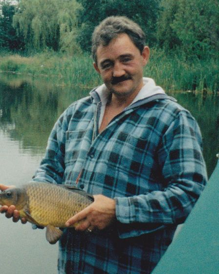John Chapman, whose body was found at Thorney Dyke