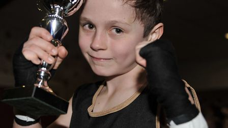 March Amateur Boxing club Tournament, Robert Tanner (March)