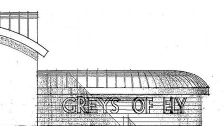 Grey's of Ely's proposed new training centre
