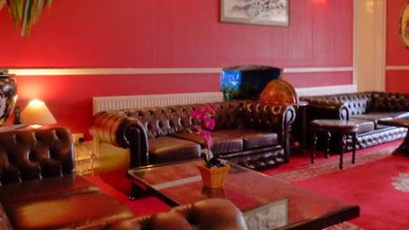 """The inside of """"Ernie's Place"""" at 17 Hill Street, Wisbech"""