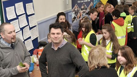 March Community Centre.Year 6 Careers Convention.