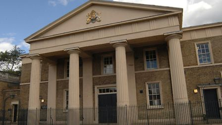 Ely Magistrates' Court, in Lynn Road