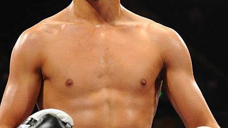 Chatteris star Jordan Gill strolls to victory on his professional boxing debut. PICTURE: www.leighda