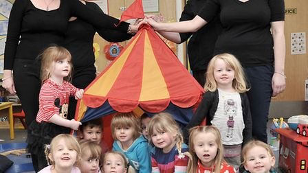 ELM Nursery School received a glowing Ofsted report following its recent assessment.