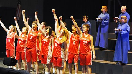 Local musical group awards triumph