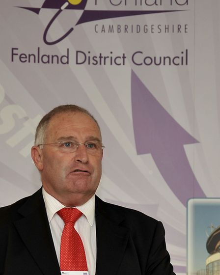Council leader Alan Melton in his role as leader of the Conservative group issued a brief statement