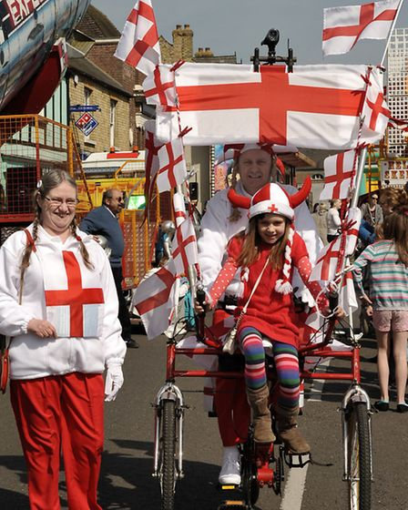 St George's Fayre, March. Picture: Steve Williams.
