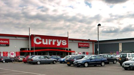 The Currys store on the Belgrave Business Park, Cromwell Road, Wisbech, will be transformed into a C
