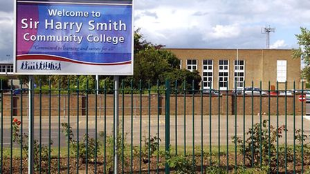 Building Schools for the Future Programme in Fenland. Sir Harry Smith Community College