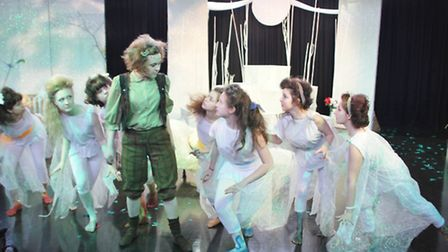 Soham Village College's production of The Dream