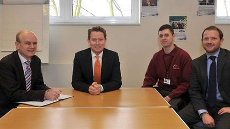 Green Deal Provider Foster Property Maintenance Get Thumbs Up From Minister Greg Barker