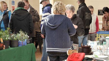 Cat Welfare (Wisbech) held a Hall of Stalls at St Peters Church hall, Wisbech.