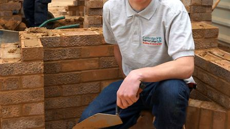 Talented young bricklayer Dan Goddard has beaten all comers in a prestigious industry competition –