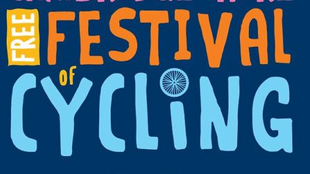 Cambridgeshire's first Festival of Cycling